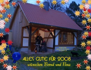 alles gute fuer 2008